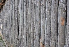 Alte Scheune mit Vorhängeschloß Lizenzfreies Stockbild