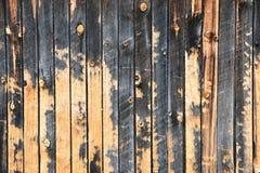 Alte Scheunen-Brett-Holz-Beschaffenheit Lizenzfreie Stockfotos