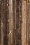 Alte Scheunen-Holzfußboden-Hintergrund-Beschaffenheit Lizenzfreie Stockfotografie
