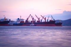 Alte Schiffe Lizenzfreies Stockfoto