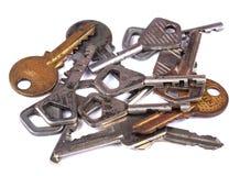 Alte Schlüssel Stockbilder