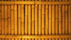 Alte schmutzige Bambushintergrundwand von der wirklichen Natur Lizenzfreie Stockbilder