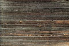 Alte schmutzige hölzerne Wand lizenzfreie stockfotografie