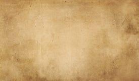 Alte schmutzige Papierbeschaffenheit Stockfoto