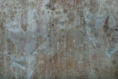 Alte schmutzige Schmutzzement-Betonmauerbeschaffenheit mit Form, Weinlese alterte Hintergrund Stockbilder