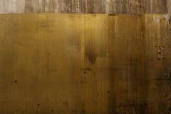 Alte schmutzige Schmutzzement-Betonmauerbeschaffenheit mit Form, Weinleseoberflächenhintergrund Stockbilder