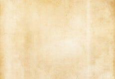Alte schmutzige und befleckte Papierbeschaffenheit Lizenzfreies Stockbild