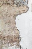 Alte schmutzige Wandbeschaffenheit Stockfoto