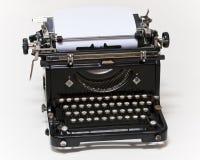 Alte Schreibmaschine Lizenzfreies Stockbild