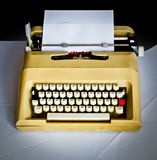 Alte Schreibmaschine Stockfotografie