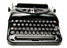Alte Schreibmaschine II Stockfotografie