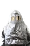 Alte Sicherheit kleidet (Feuerwehrmann, x-raym, usw.) Lizenzfreies Stockbild