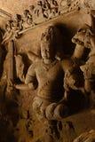 Alte Skulpturen stockfotos