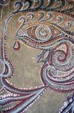 Alte slawische Malerei stockbild