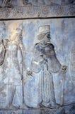 Alte Soldaten Mede und der Perser Stockfoto