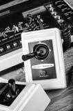 Alte Spielkonsole Lizenzfreie Stockfotografie