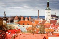 Alte Städte in Europa stockbild