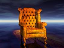 Alte Stühle Stockbild