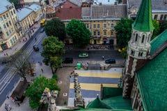 Alte Stadt stockfotos
