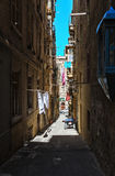Alte Stadt-Ansicht Lizenzfreie Stockfotografie