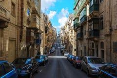 Alte Stadt-Ansicht Lizenzfreie Stockbilder