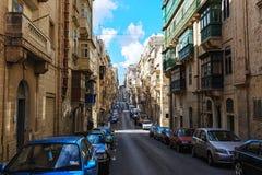 Alte Stadt-Ansicht Stockbilder