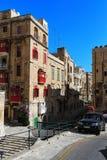 Alte Stadt-Ansicht Lizenzfreies Stockbild