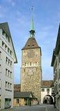 Alte Stadt-Ansichten 46 lizenzfreie stockbilder