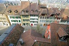 Alte Stadt-Ansichten 69 Stockbild