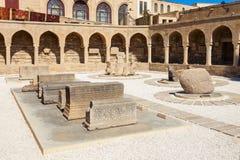 Alte Stadt in Baku Lizenzfreie Stockbilder