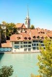 Alte Stadt Berns in der Schweiz Lizenzfreie Stockbilder