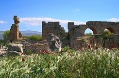Alte Stadt der Aphrodisias Lizenzfreies Stockbild