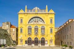 Alte Stadt der Spalte, Kroatien lizenzfreies stockfoto