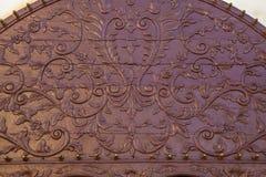 Alte Stadt in Dschidda, Saudi-Arabien bekannt als historisches Dschidda Alt und Erbe Windows und Türen in Dschidda Schattierte En lizenzfreie stockbilder