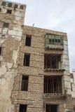 Alte Stadt in Dschidda, Saudi-Arabien bekannt als historisches Dschidda Altes Gebäude im UNESCO-Welterbhistorischen Dorf Al Balad stockfotos