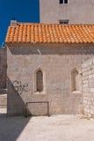 Alte Stadt Dubrovniks Stockbilder