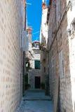Alte Stadt Dubrovniks Stockbild