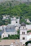 Alte Stadt Dubrovniks Lizenzfreie Stockfotos
