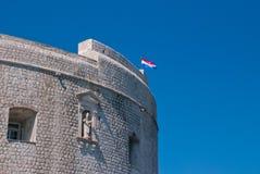 Alte Stadt Dubrovniks Lizenzfreies Stockfoto
