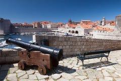Dubrovnik Kroatien Stockfoto