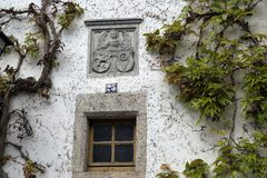 Alte Stadt Engen in Deutschland Stockbild