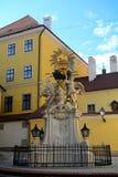 Alte Stadt, Gyor, Ungarn Stockfoto