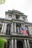 Alte Stadt Hall Boston Lizenzfreies Stockbild