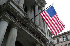 Alte Stadt Hall Boston Stockfoto
