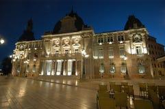 Alte Stadt Hall Cartagena Spain Stockbilder