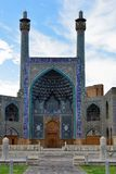 Alte Stadt Isfahans im Iran stockfoto