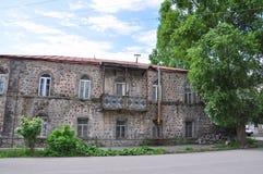 Alte Stadt ist das älteste Teil der Fredrikstad Stadt Straßen von Armenien Stockfoto