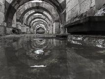 Alte Stadt Izmir-Agoras lizenzfreie stockfotos