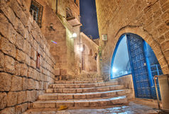 Alte Stadt Jaffa Lizenzfreies Stockbild