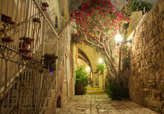 Alte Stadt Jaffa Stockbilder